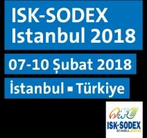 ISK-SODEX  Fuar alanındaki yerimize bekliyoruz